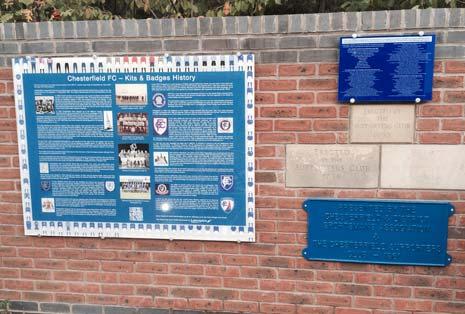 memorial board with  qr code