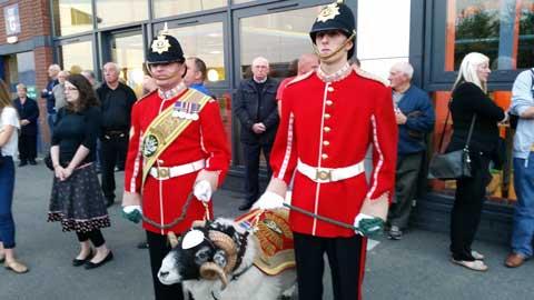Lance Corporal Derby