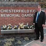 Chesterfield f.c. memorial garden