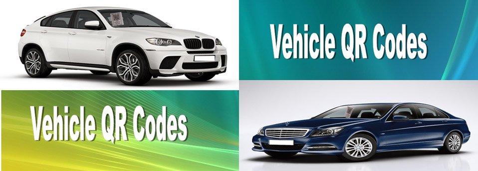 Vehicle QR Codes