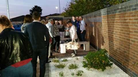 chesterfield memorial garden